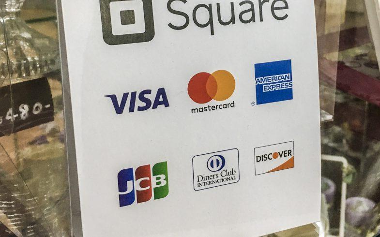 クレジットカード 使えます!!